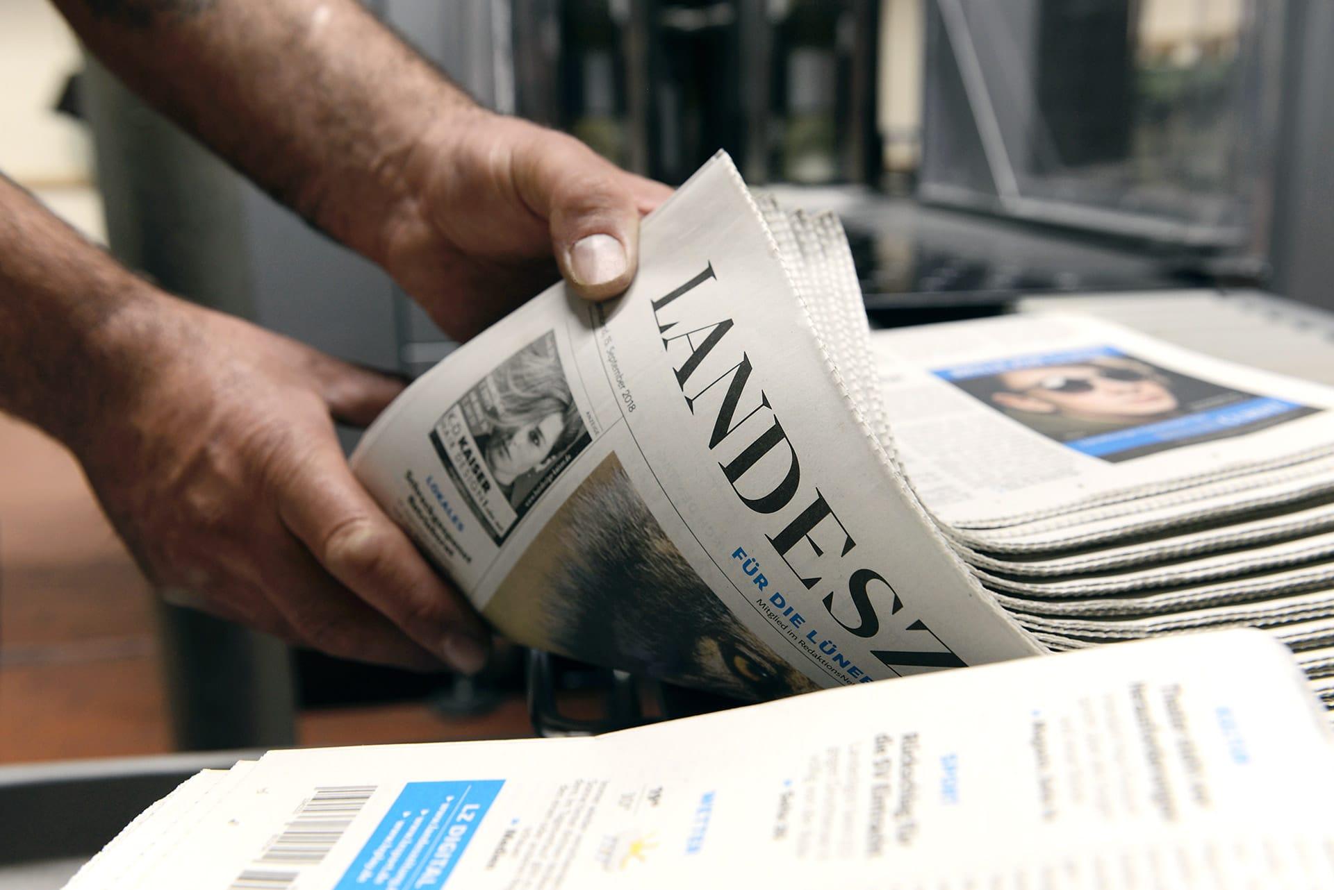 Nichts Ist So Alt Wie Die Zeitung Von Gestern