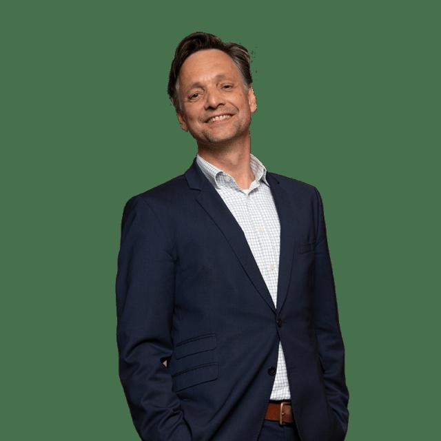 Christian von Stern geschäftsf. Gesellschafter im Businesslook bei von Stern'sche Druckerei