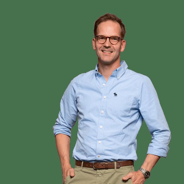 Dennis Jacobi Vertrieb und Kundenberatung in Arbeitskleidung bei von Stern'sche Druckerei
