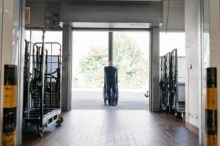 Von Stern'sche Druckerei Logistik liefert Ihre Druckerzeugnisse pünktlich aus