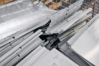 FSC-zertifizierte Papiere und ökologische Farben bei von Stern'sche Druckerei